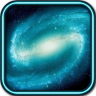 3D Galaxy Map Lite Icon