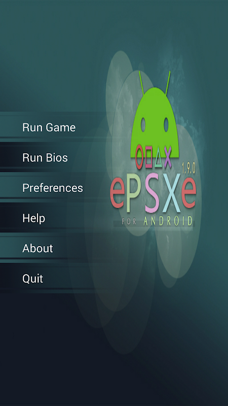 ePSXe for Android screenshot 2