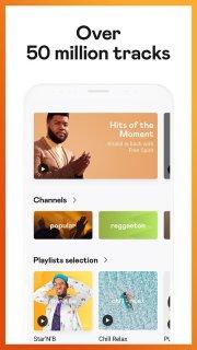 Deezer: Stream Music, Playlists, Albums & Songs screenshot 2