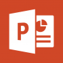 microsoft powerpoint आयकॉन