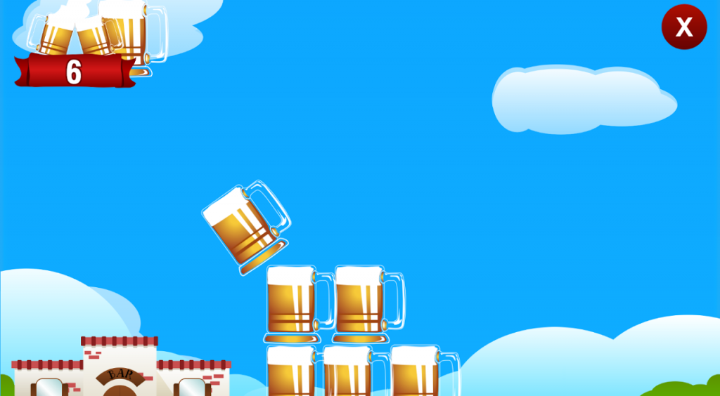 stacks game beer