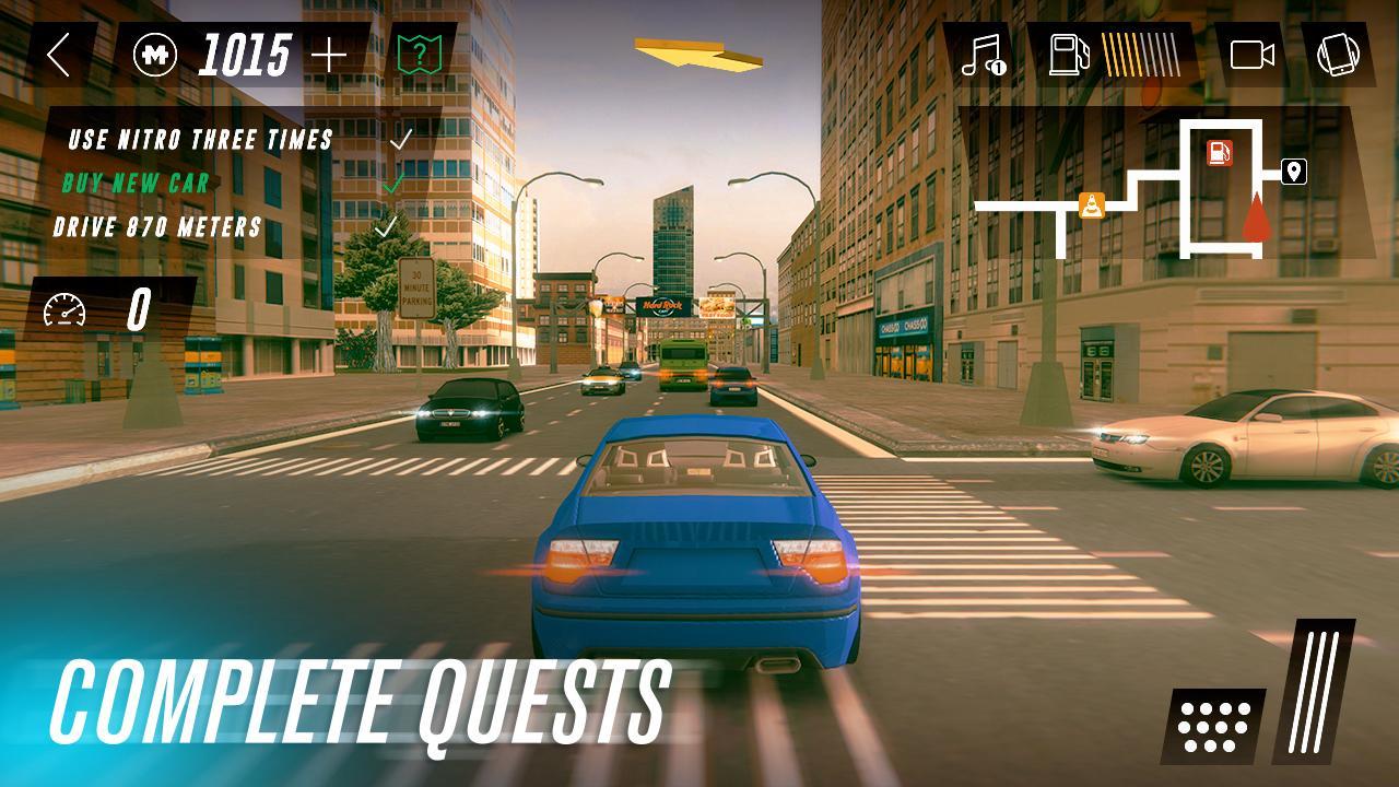 Condução De Carro Simulador screenshot 2