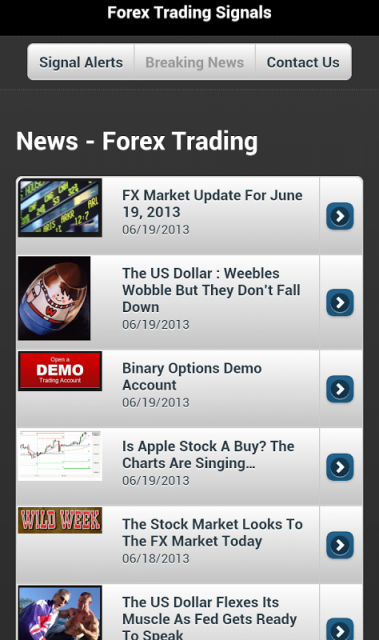 Forex trading signals free download