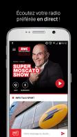 RMC 🎙️ Actu et Sport en direct - Radio & Podcast Screen