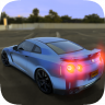 GT-R R35 Drift Simulator Icon