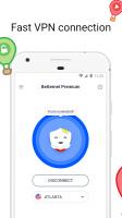 VPN Free - Betternet Hotspot VPN & Private Browser Screen