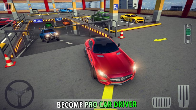 New Car Games >> Crazy Driver Parking New Game 2019 Best Car Games 2 1 49 Download