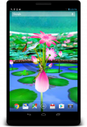 3D Nature live wallpaper Screenshot