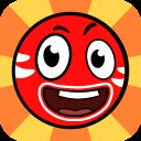 Red Ball 2021- Roller Ball: Bounce Ball Heroes