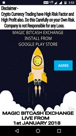 Magic BitCash Exchange 1 17 Download APK for Android - Aptoide