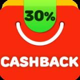 -30% AliExpress Cashback Icon