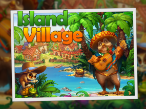 Island Village Screenshot