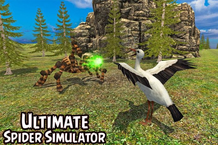 Spider Simulator: Life of Spider 1 0 Download APK for Android - Aptoide