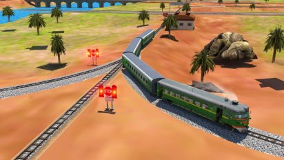 Train Simulator by i Games v 2.5 (Mod Money/Unlock) 1