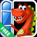 Dr. Dino 2020-Dinosaur Games for toddler kids free