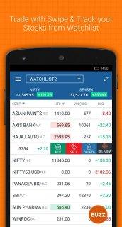 IIFL Markets - NSE BSE Mobile Stock Trading screenshot 1
