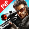 Bullet Strike: Sniper Games - Free Shooting PvP Icon