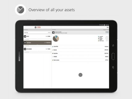 UBS Mobile Banking: e-banking for on the go screenshot 15