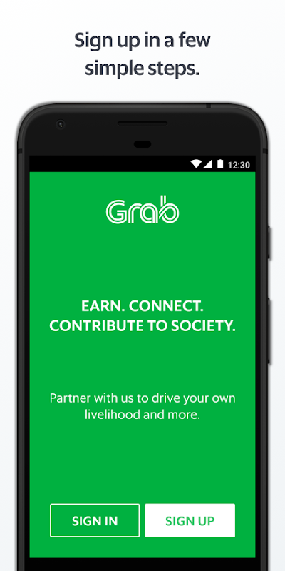 Grab Driver screenshot 6