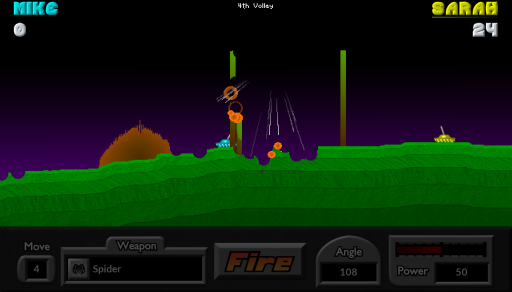 Pocket Tanks screenshot 5