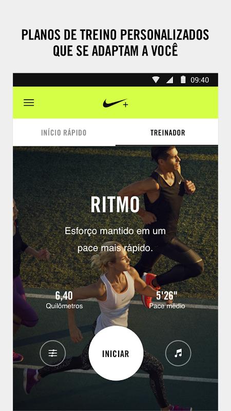 Nike Run Club - Treinar para Corridas & Caminhar screenshot 2