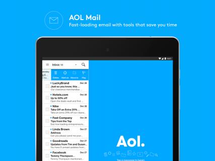 AOL: Mail, News & Video screenshot 4