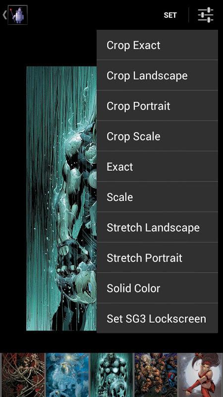Wallpaper Wizardrii™ Pro screenshot 2