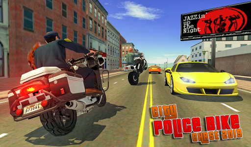 Police chasing bikes 2019 screenshot 8