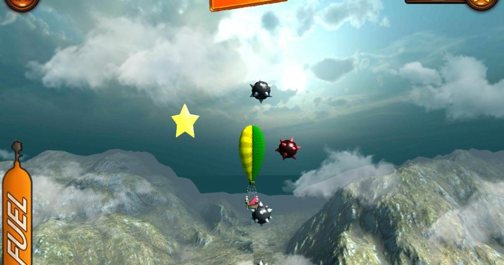 Hot air balloon flight game download apk for android for Air balloon games