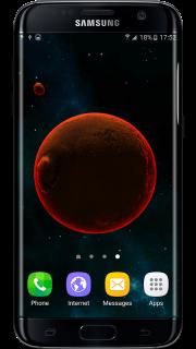 3D Solar System LWP screenshot 14
