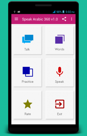 Speak Arabic Hindi 360 2 0 Download APK for Android - Aptoide
