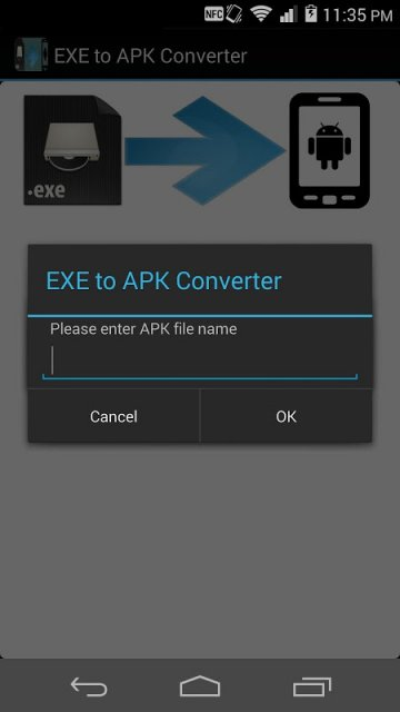 apk to exe converter tool