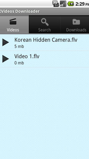 XVideos Downloader Screenshot