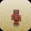 Iron Hero addon for MCPE