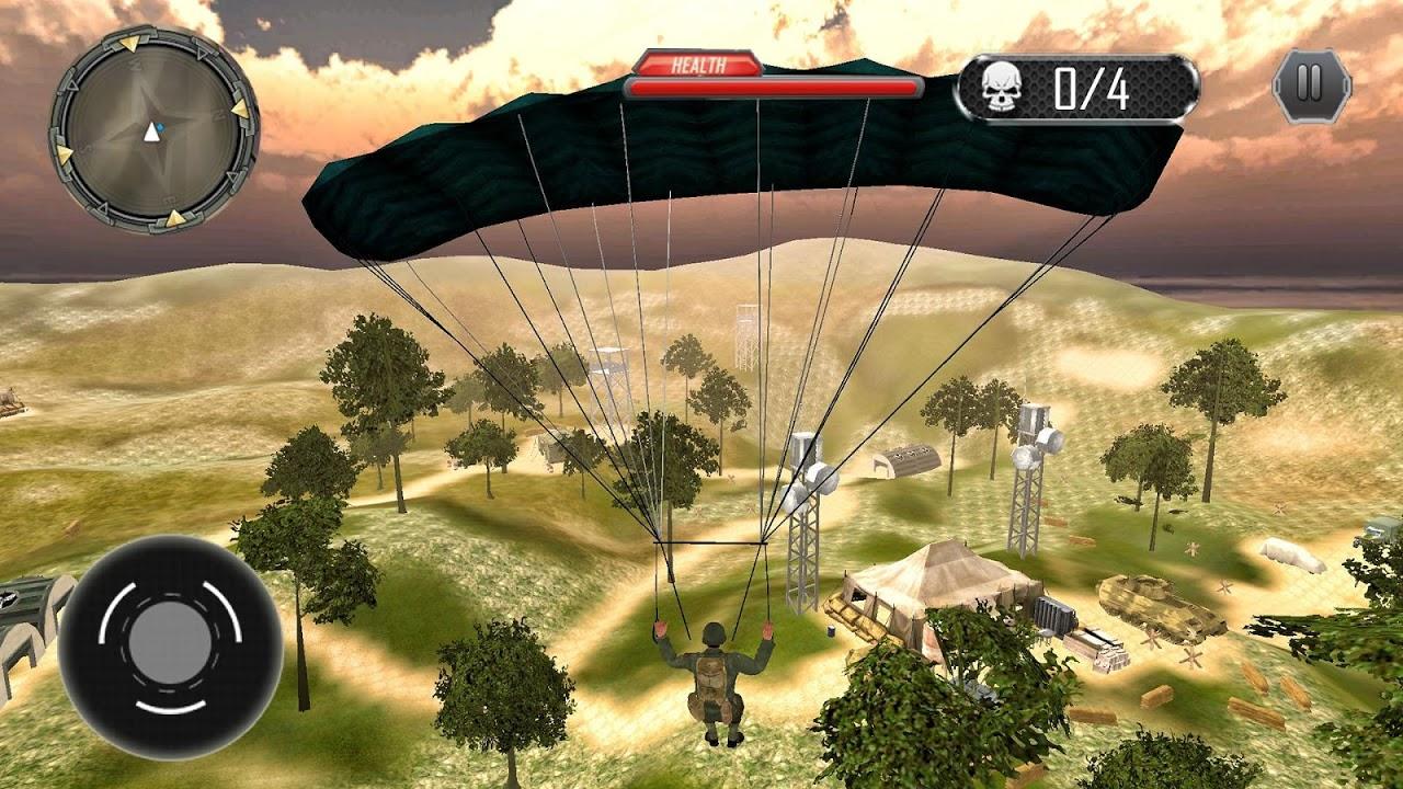 Last Commando Attack: Free Shooting Game 2019 screenshot 1
