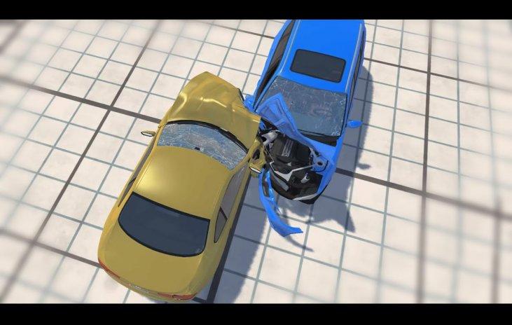 Car Crash Simulator Racing Beam X Engine Online 1.46 Download APK ...