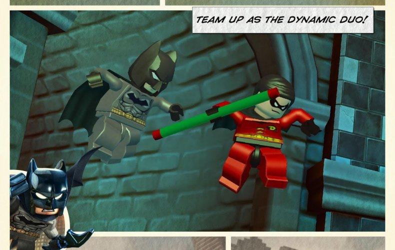 LEGO ® Batman: Beyond Gotham screenshot 1