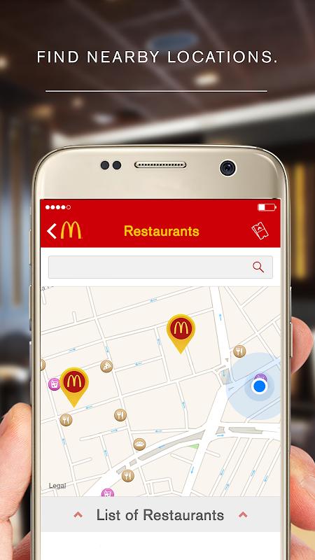McDonald's App - Caribe screenshot 4