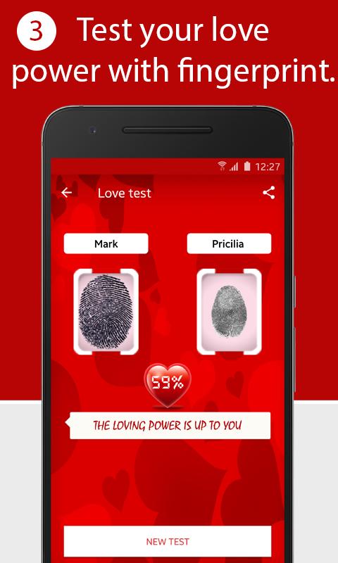 Love Test calculator screenshot 5