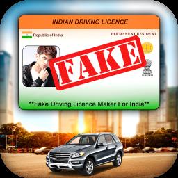 fake driver license generator india