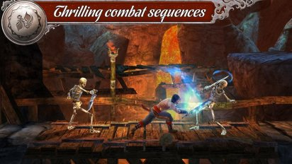 Prince of Persia Shadow&Flame (обновлено v 2.0.2) + MOD (бесконечное золото) 3