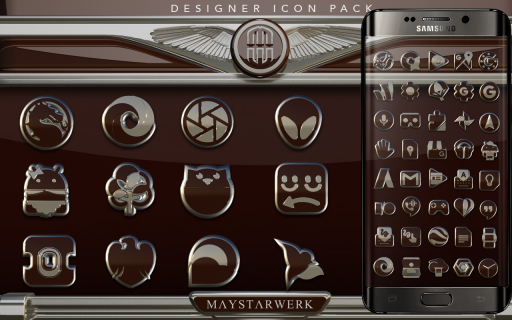 Brownstar HD Icon Pack 1 7 Download APK for Android - Aptoide