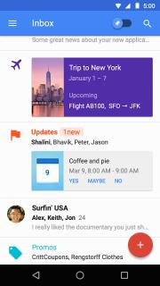 Inbox by Gmail screenshot 6