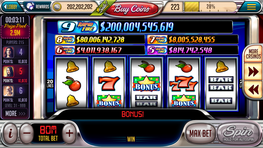 play online free slot machines casino deluxe