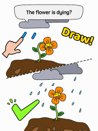 Brain Draw - Are you smart enough? screenshot 3