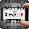 Maths Photo-Solution Simulator Icon