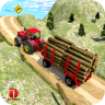 Heavy Tractor Trolley Driver Simulator: Free Games Icon