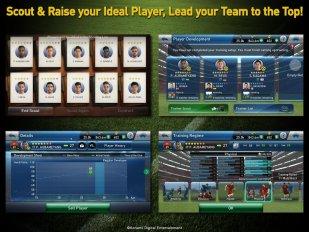 pes club manager screenshot 2