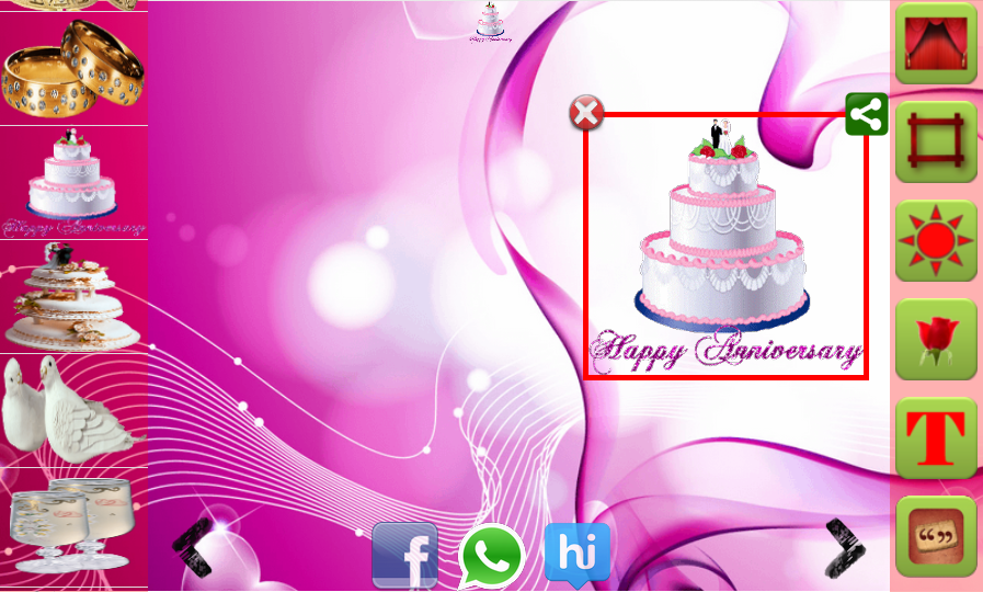 Wedding Anniversary Card Maker 1 00 09 Apk For Android
