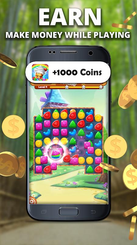PlaySpot - Make Money Playing Games screenshot 1